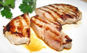 Мясо получается очень сочным