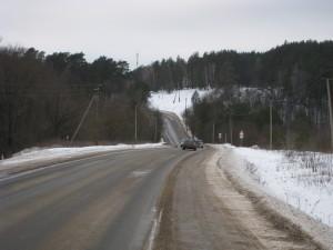 Дорога в Боровск