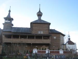Церковь Покрова Пресвятой Богородицы в Боровске