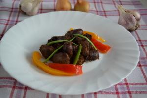 Вид готового блюда