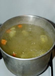 Варим овощи 20 минут