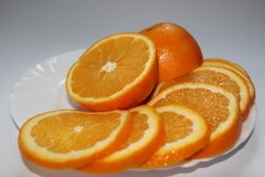 Апельсины для мяса должны быть сочными