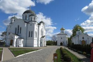 Спасо-Ефросиниевский женский монастырь в Полоцке