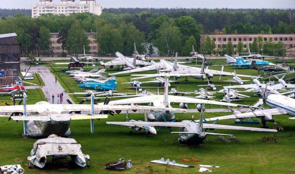 Центральный музей ВВС